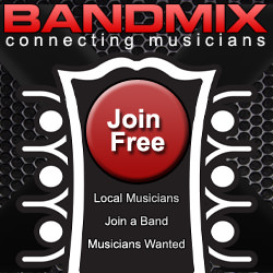 Musicians Wanted Classifieds at BandMix.co.uk